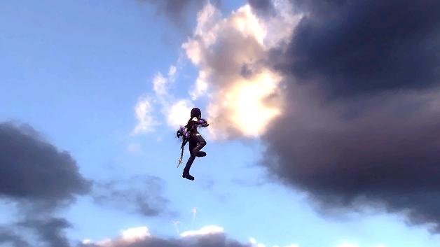DN 2014-07-28 キレイな空