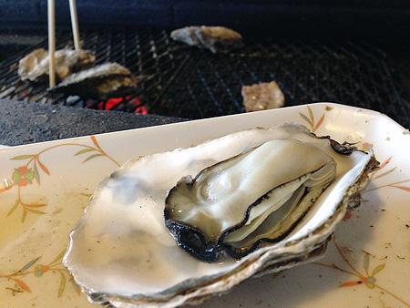 厚岸の牡蠣3