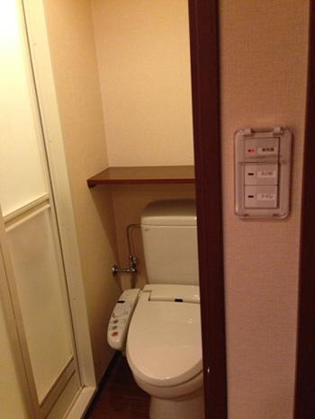 ラビスタ釧路トイレ