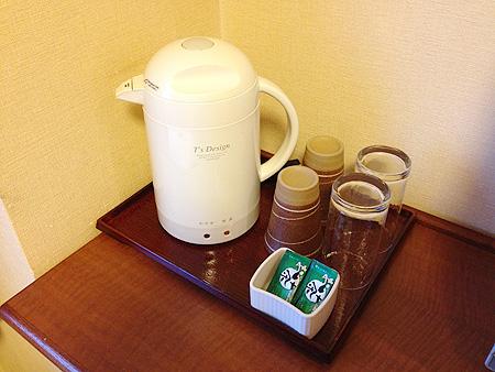 ラビスタ釧路お茶