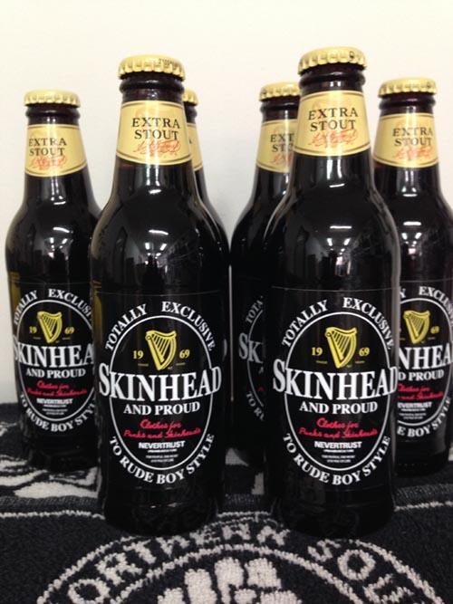 skinhead beer