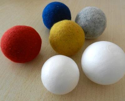 発泡ボール