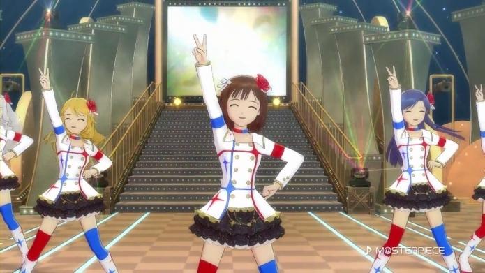 PS3「アイドルマスター ワンフォーオール」第2弾PV.720p.mp4_000108241