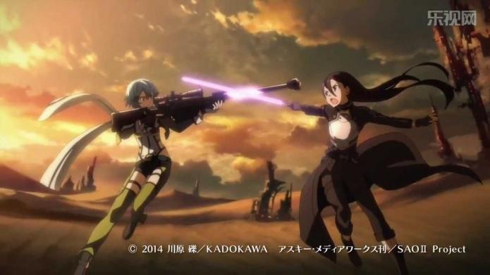 ソードアート・オンライン II (Sword Art Online II) OP_ IGNITE by Eir Aoi.720p.mp4_000088822