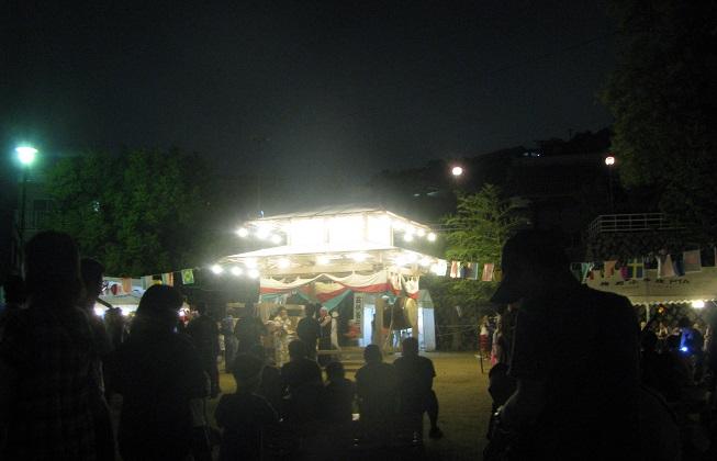 IMG_7117 盆踊り会場