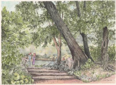 9-5清澄庭園