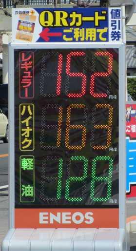 佐賀ガソリン