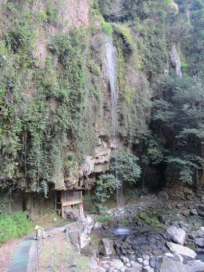 裏見の滝 4