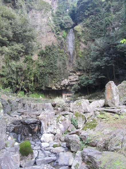裏見の滝 5
