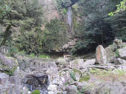 裏見の滝 6