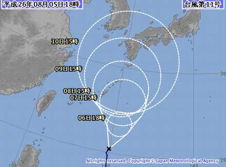 台風11号_1