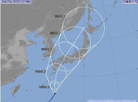 台風11号_4