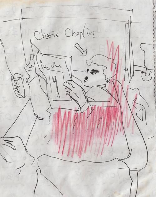 チャップリンweb