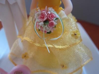 きいろドレス3