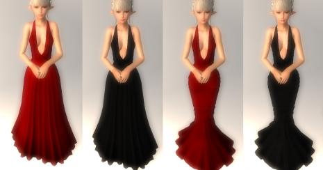 Deep Dress