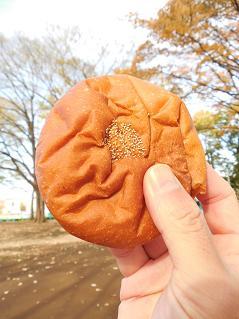 大泉製パンのつぶあんぱん
