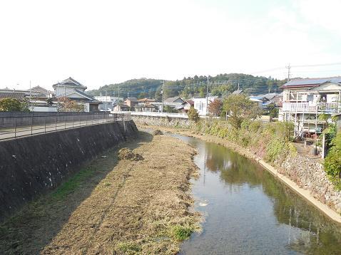霞川の中橋(なかはし)@入間市D