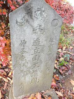 氷川神社の富士塚「雀ノ森富士」@川越市E