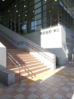 西武池袋線の東飯能駅@飯能市B