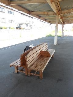西武池袋線の東飯能駅@飯能市H