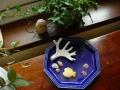 ナンフェア 小さなお魚のクッキー プティガティプレート