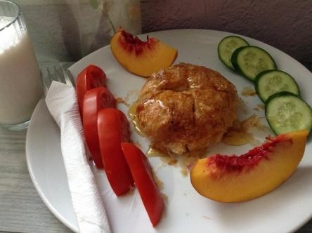 トルコ人にとってトマトときゅうりは命です