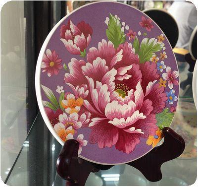 鶯歌花コースター