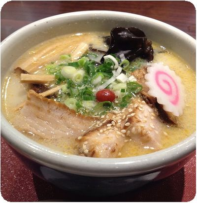 山頭火叉焼麺