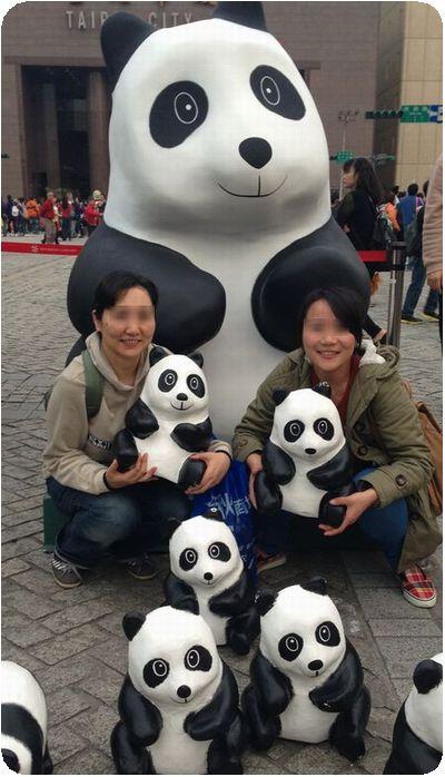 1600貓熊世界之旅一緒
