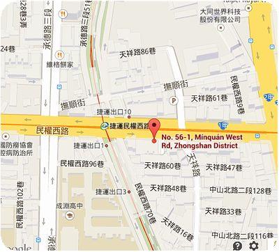 福勝亭地図
