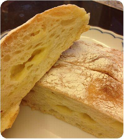 Boite de bijouチーズのパン
