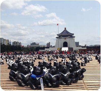 1600猫熊世界之旅中正記念堂