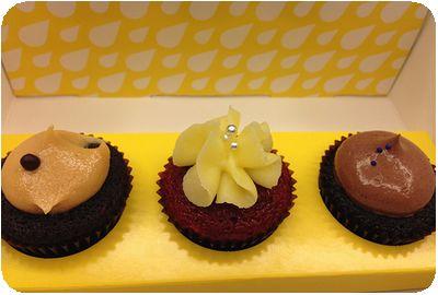 Les Bebes Cupcakeryカップケーキ