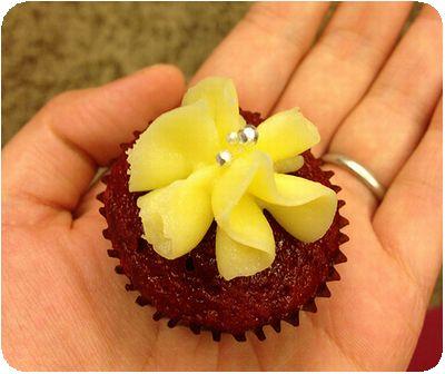 Les Bebes Cupcakeryサイズ