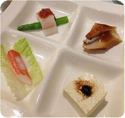 真的好海鮮餐廳前菜