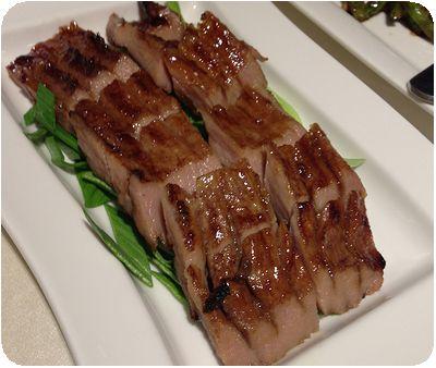 吉品海鮮餐廳豚肉