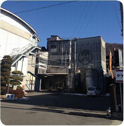 諏訪タケヤ工場