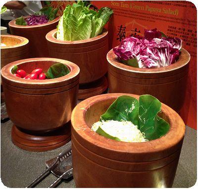 泰市場野菜