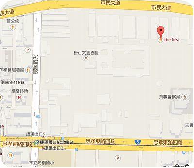 吳寶春麵包地図
