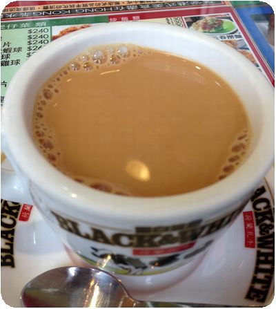 HongKong茶水攤コーヒー紅茶