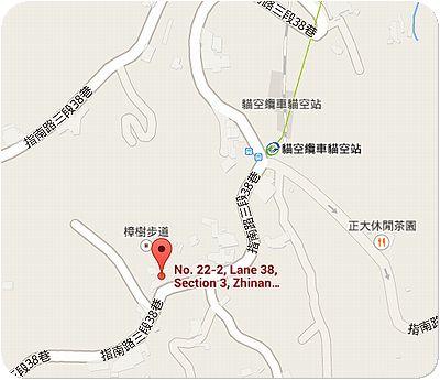 龍門客棧地図