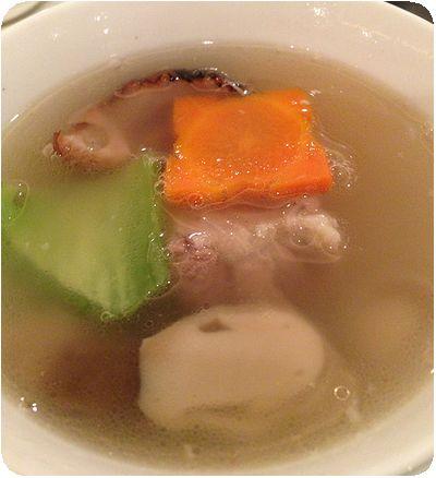 晶華軒スープ