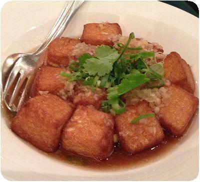 晶華軒豆腐