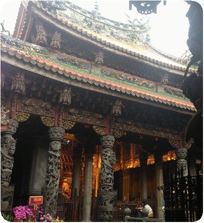 三峡祖師廟本殿