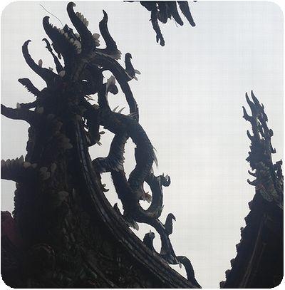 三峡祖師廟龍