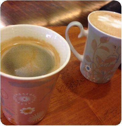 Vegas Fresh Cafeコーヒー