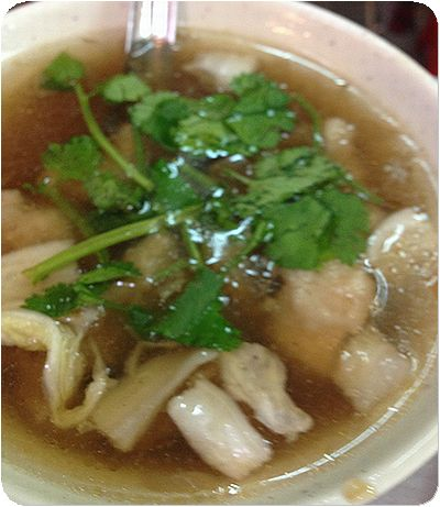 天一香スープ