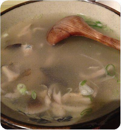 大来小館スープ