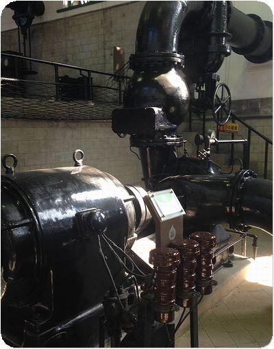 自来水博物館機械雷