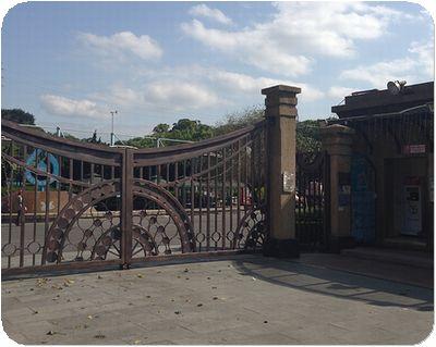 自来水博物館正門